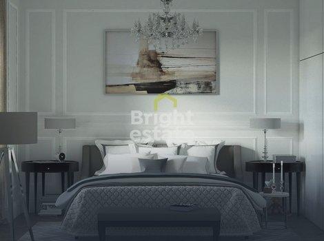 Купить 3-комнатную квартиру в клубном доме Дом на Хлебном. ID 11715