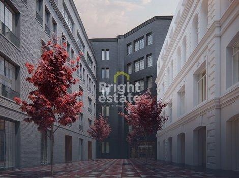 Купить готовую квартиру в стиле эко-шик в ЖК Cloud Nine. ID 11727
