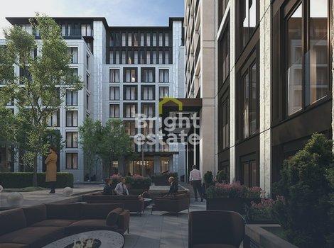 Клубный дом Тургенев — Двухкомнатная квартира с отделкой под ключ. ID 11755
