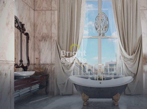 Продается квартира 144,7 кв.м. в клубном доме Резиденция на Всеволожском. ID 11774