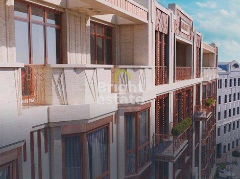 Купить квартиру без отделки в клубном доме Резиденция на Всеволожском. ID 11777