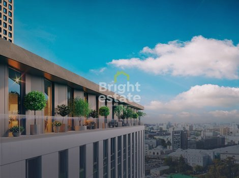 Продажа квартиры без внутренней отделки в ЖК iLove. ID 11829