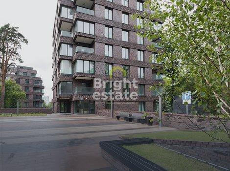 Продажа квартиры 78 кв.м. без отделки в жилом комплексе Парк Рублево. ID 11878