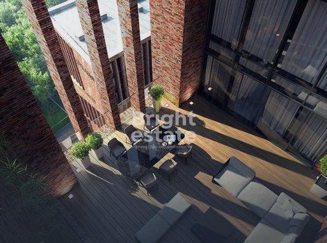 Продажа пентхауса с террасой в жилом комплексе EgoDom. ID 11885
