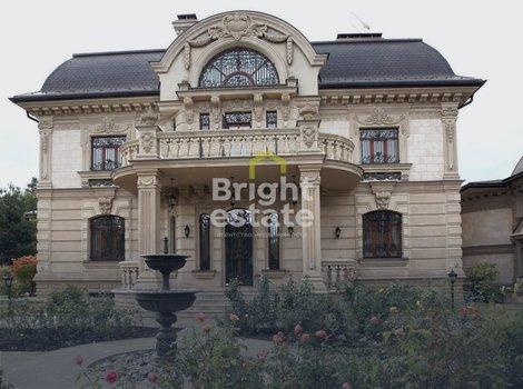 Продажа загородной резиденции в КП Бенилюкс на Новой Риге. ID 11895