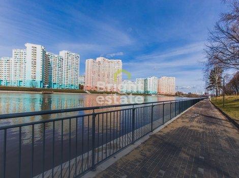 ЖК Парк Рублево — Двухкомнатная квартира без отделки. ID 11904