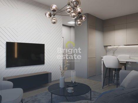 Купить 4-комнатную квартиру без отделки в ЖК Вестердам. ID 11946