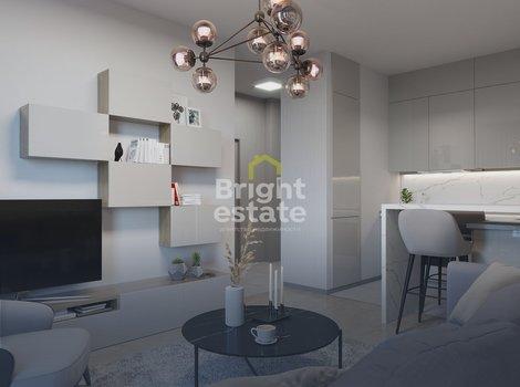 Купить 2-комнатную квартиру под ключ в ЖК Вестердам. ID 11952