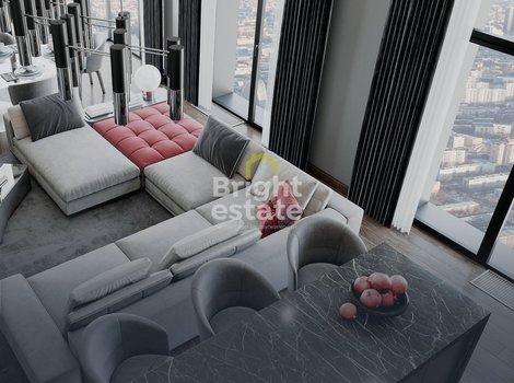 Купить апартаменты в жилом комплексе Зорге 9. ID 11957