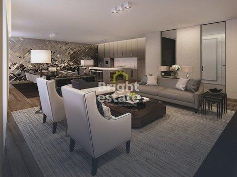 Продажа апартаментов с дизайнерской отделкой в доме Nabokov. ID 11971