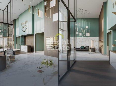 Однокомнатная квартира без отделки в ЖК Прайм Тайм на ул. Викторенко. ID 12011
