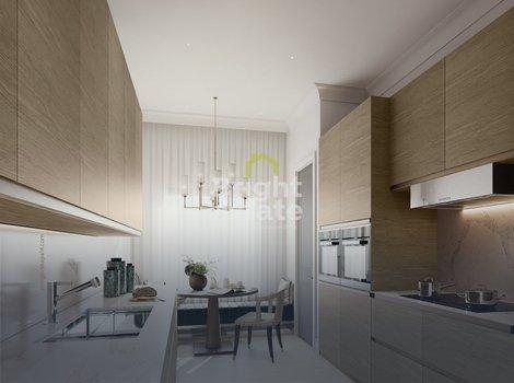 Купить апартаменты в клубном доме Пироговская 14. ID 12021
