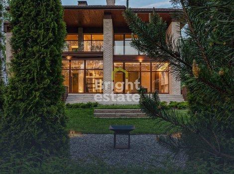 Продажа нового дома 420 кв.м. в КП Монтевиль на Новой Риге. ID 12031
