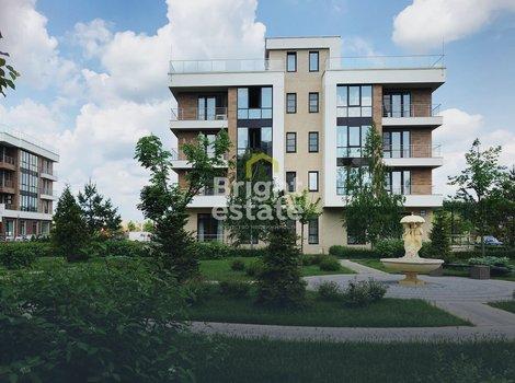 Купить однокомнатную квартиру 50,4 кв.м. в КП Парк Авеню. ID 12037
