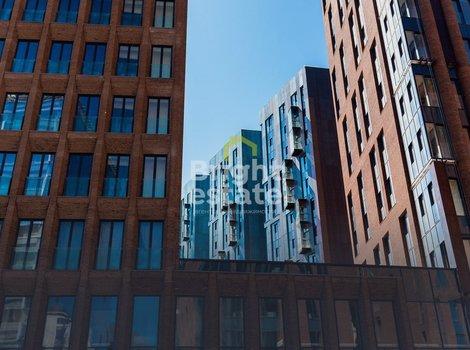 ЖК Садовые Кварталы — Трехкомнатная квартира 150,5 кв.м. без отделки. ID 12045