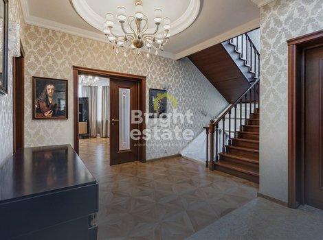 Продажа загородного особняка 633 кв.м. в поселке Павлово. ID 12056