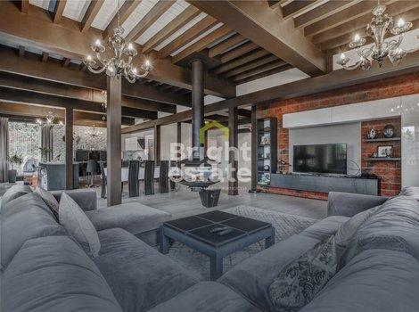 Продажа готового дома в коттеджном поселке Истринские Холмы. ID 12060