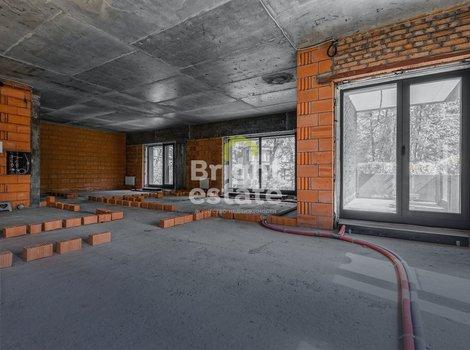 Трехкомнатная квартира 146 кв.м. без отделки в ЖК Парк Рублево. ID 12072