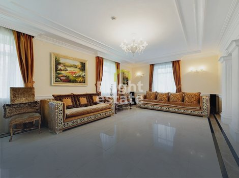 Купить загородную резиденцию 1200 кв.м. в Никольской Слободе. ID 12092