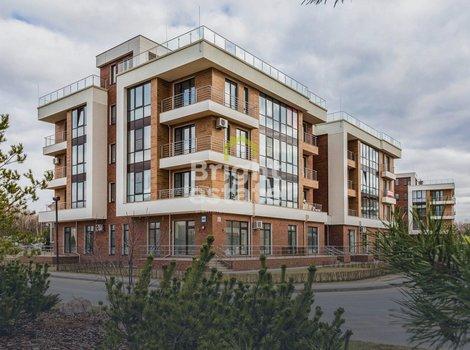 Продажа угловой квартиры 78,3 кв.м. в ЖК Парк Авеню. ID 12136