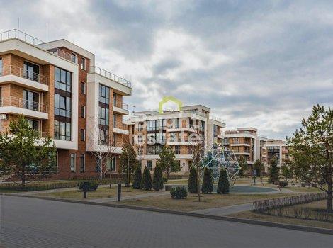Продажа квартиры 51,52 кв.м. без отделки в поселке Парк Авеню. ID 12143