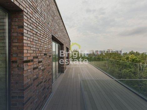 Продажа квартиры без отделки с личной террасой в ЖК Парк Рублево. ID 12150