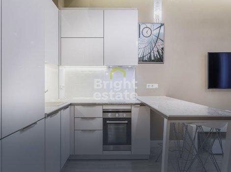 Продажа дизайнерских апартаментов в жилом комплексе Пресня Сити. ID 12154