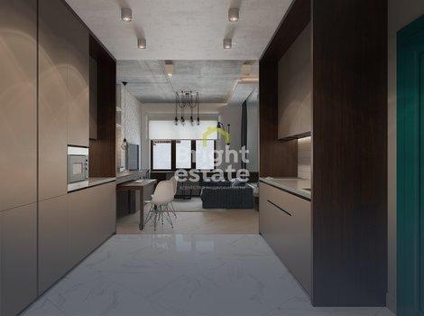 Купить городские 3-комнатные апартаменты в ЖК Sinatra. ID 12155
