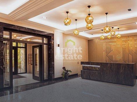 Продаются 3-комнатные городские апартаменты в ЖК Sinatra. ID 12167