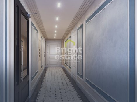 Продажа квартиры без отделки с 3 спальнями в ЖК Big Time. ID 12178
