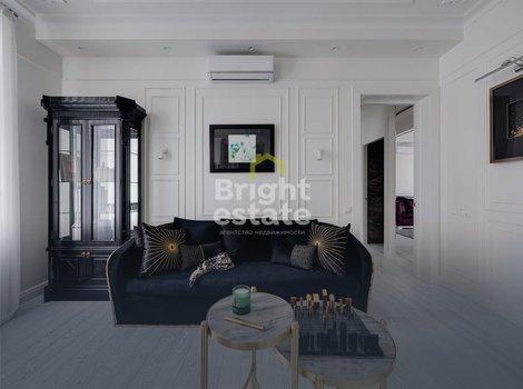 Продажа 3-комнатной квартиры в Трубниковском переулке, Арбат, ЦАО. ID 12184
