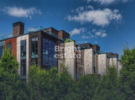 КП Park Fonte — 3-этажный таунхаус без внутренней отделки. ID 12191