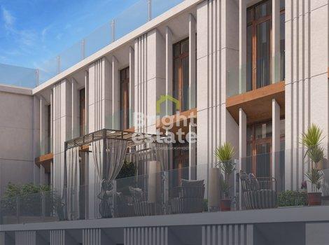 Продажа апартаментов 117 кв.м. в Клубном Доме на Сретенке. ID 12220