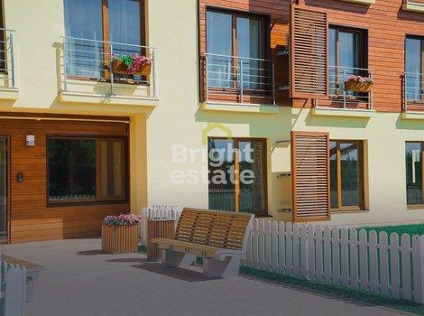 Купить квартиру без отделки в жилом комплексе Внуково Кантри Клаб. ID 12240