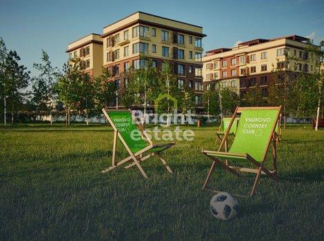 Продажа квартиры 39 кв.м. в загородном комплексе Внуково Кантри Клаб. ID 12244