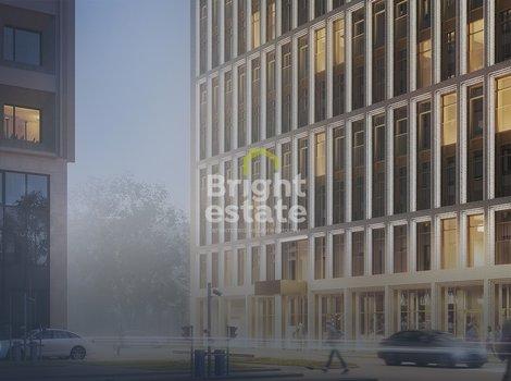 Трехкомнатные апартаменты 70,3 кв.м. в городском комплексе Mitte. ID 12297
