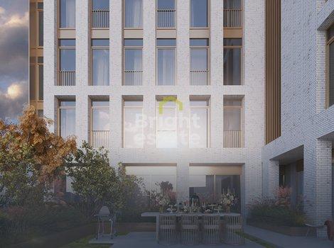 Двухкомнатные апартаменты под ключ в жилом комплексе MITTE. ID 12302