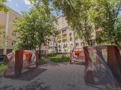 Купить апартаменты 57,8 кв.м. в клубном доме Дом на Красина. ID 12310