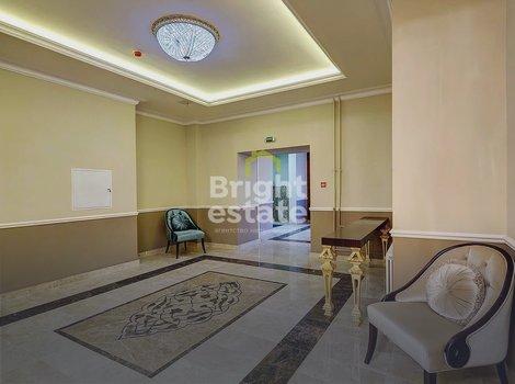 Трехкомнатные апартаменты в клубном доме Дом на Красина. ID 12315