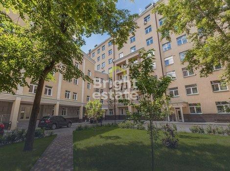 Дом на Красина — Апартаменты в Пресненском районе Москвы. ID 12316