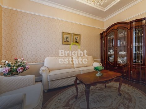 Продажа готовой к проживанию квартиры в ЖК Сердце Столицы. ID 12328
