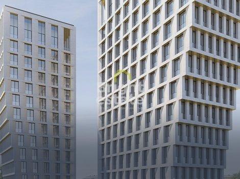 Купить 2-комнатную квартиру 42,4 кв.м. в ЖК White Khamovniki. ID 12348