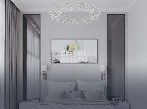 Продажа 2-комнатных апартаментов в ЖК Алькон Тауер. ID 12370
