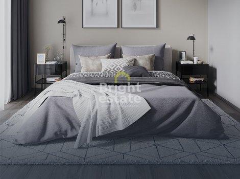 Купить готовые апартаменты с 2 спальнями в Alcon Tower. ID 12373