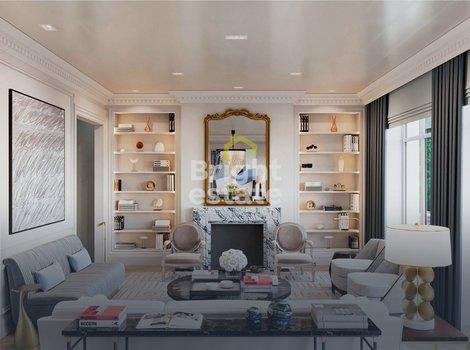 Продажа готовой квартиры в клубном доме Малая Бронная 15. ID 12388