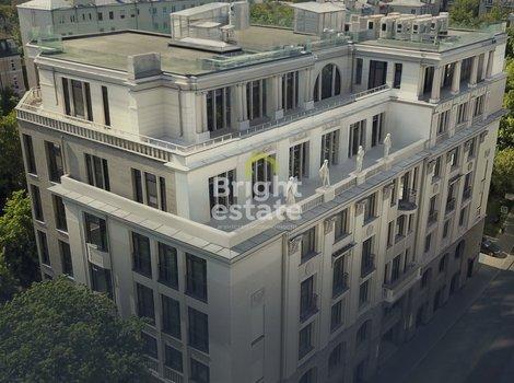 Купить квартиру под ключ в жилом комплексе Малая Бронная 15. ID 12390