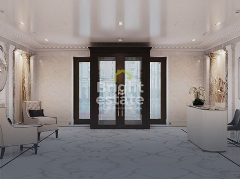 Городская квартира в клубном доме Малая Бронная 15. ID 12393