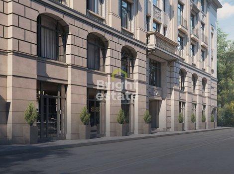 Продажа квартиры 190,7 кв.м. в клубном доме Малая Бронная 15. ID 12394