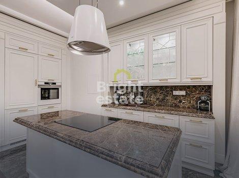 Купить готовую квартиру с мебелью в ЖК Воробьев дом. ID 12404
