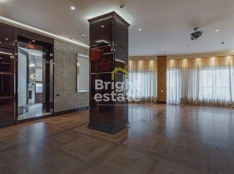 Купить 5-комнатную квартиру под ключ в клубном доме Патриарх. ID 12443
